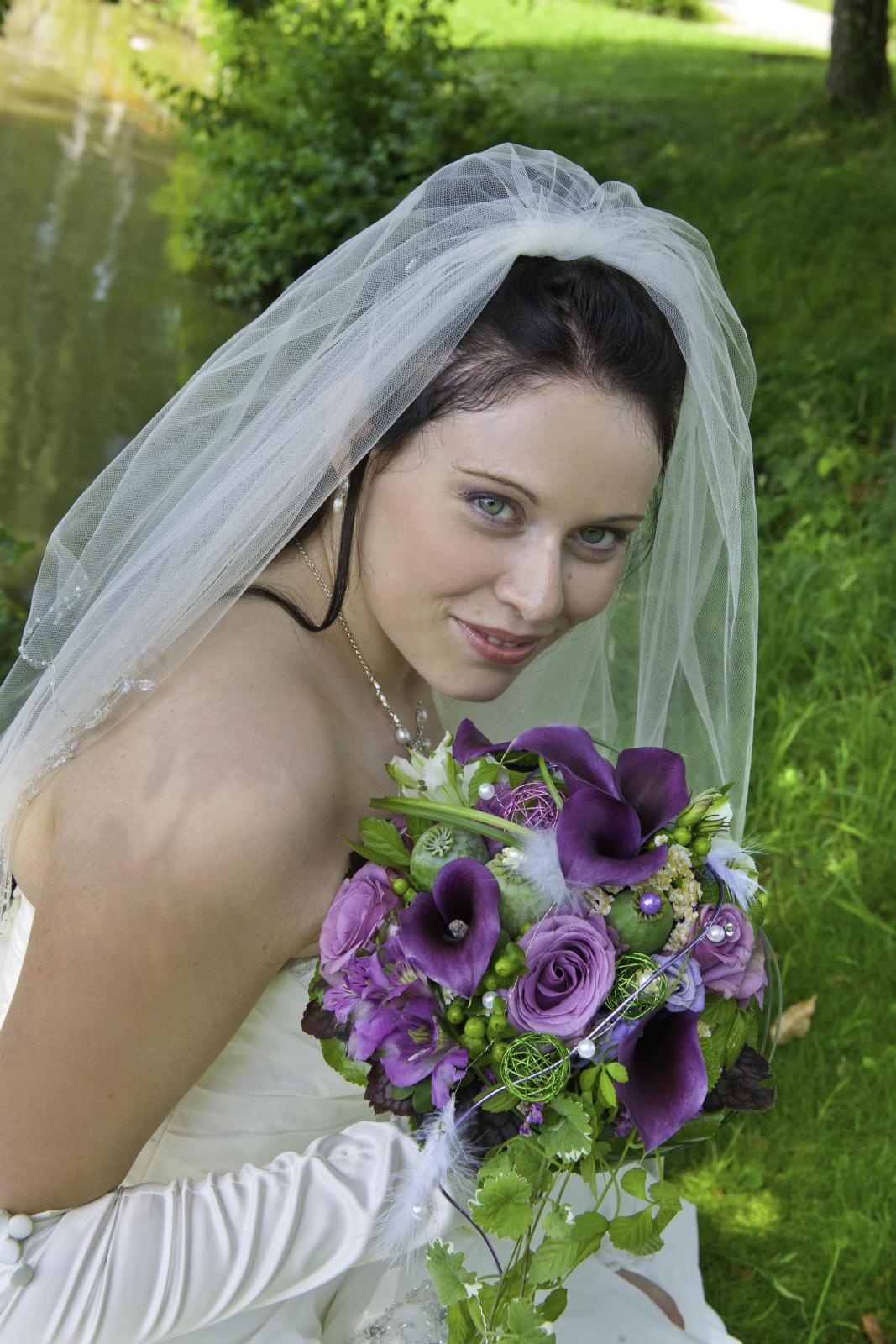 Märchen-Hochzeit am Waldrand