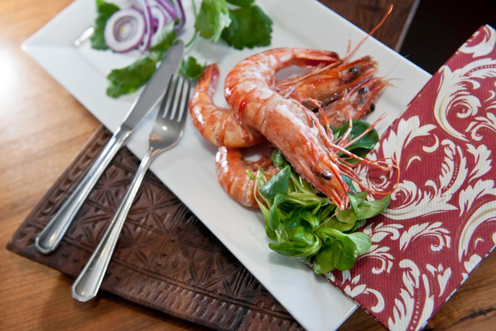 Food Fotografie im Restaurant Topolino