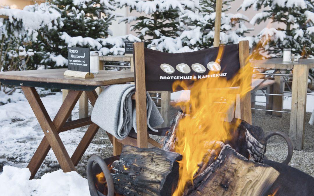 Imagefotos im Winter