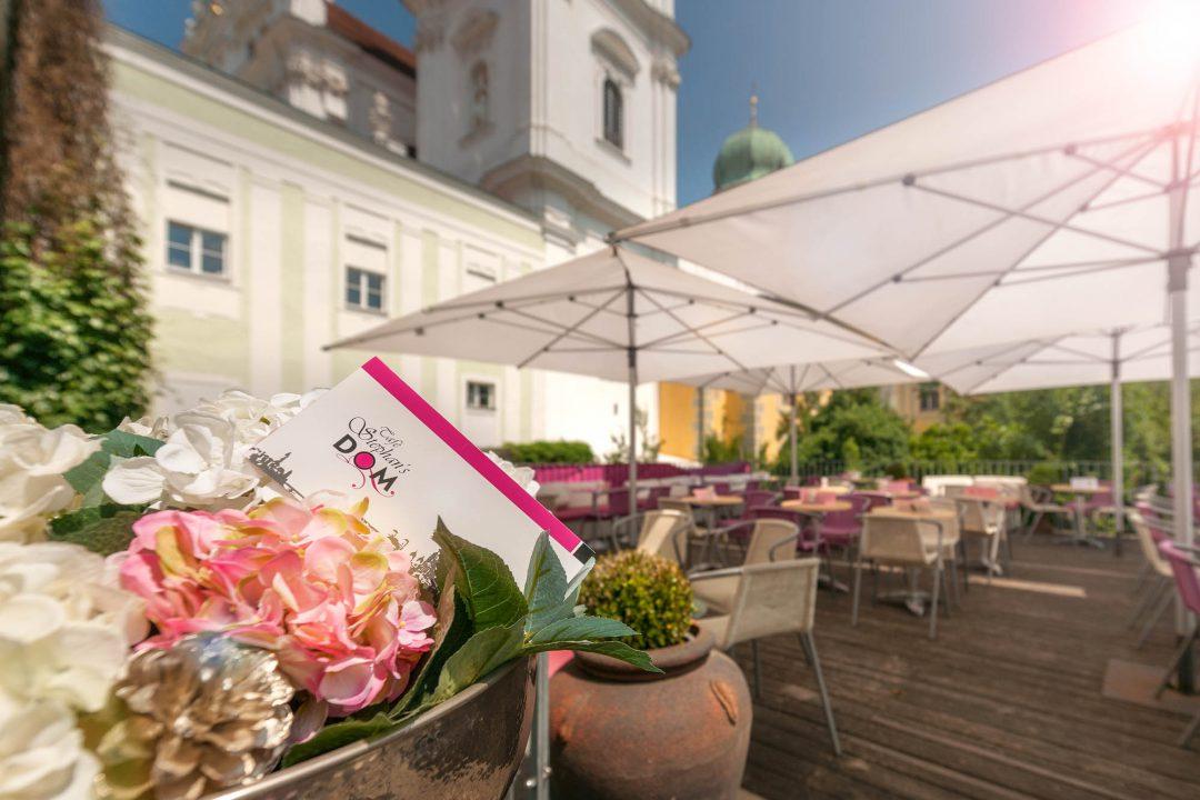 Werbe-Fotografie für Café Greindl