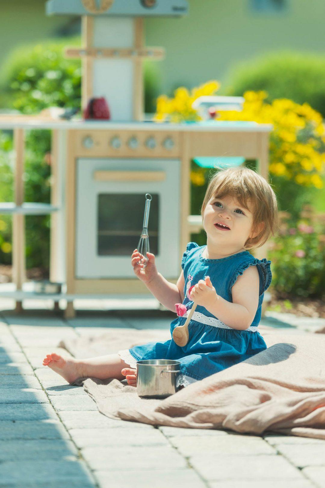 Familienshooting daheim – ganz entspannt