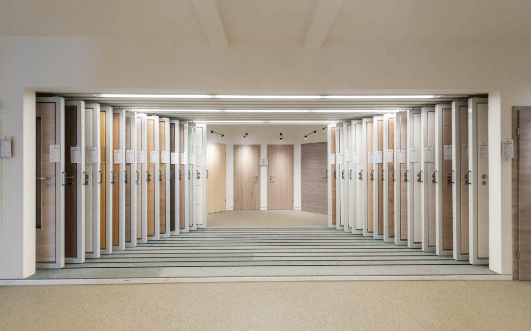 Ausstellungsräume & Produkte im Rampenlicht