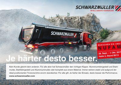 Werbefotos für Schwarzmüller
