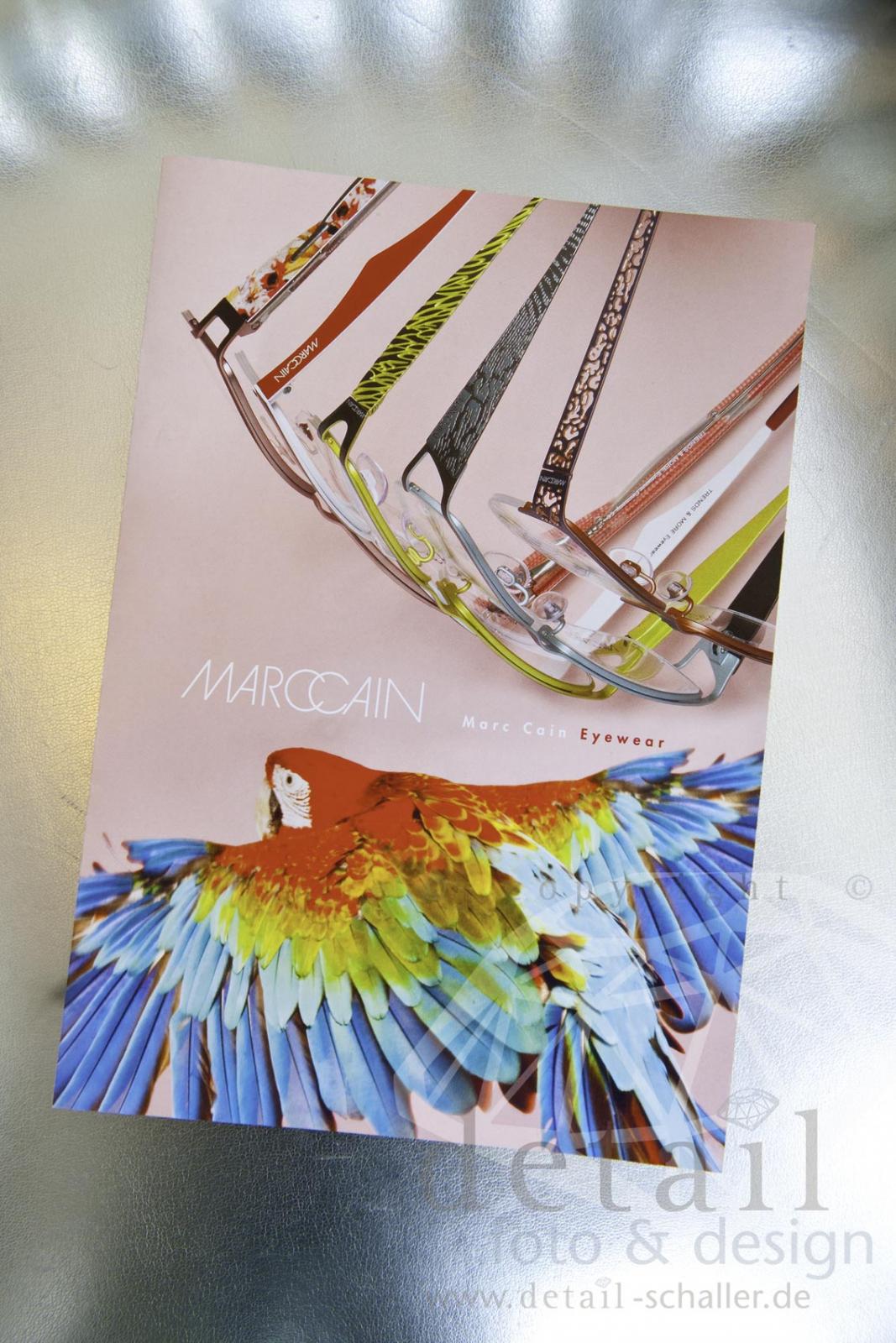 Marccain-Brillen exklusiv präsentiert