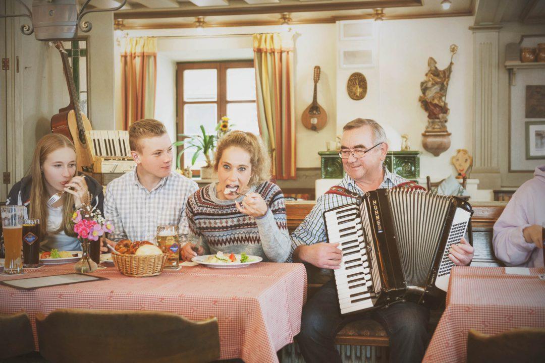 Werbefilm für Traditions-Gasthaus