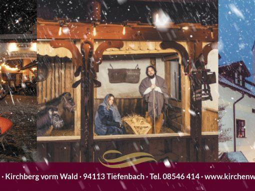 Weihnachts-Werbefilm