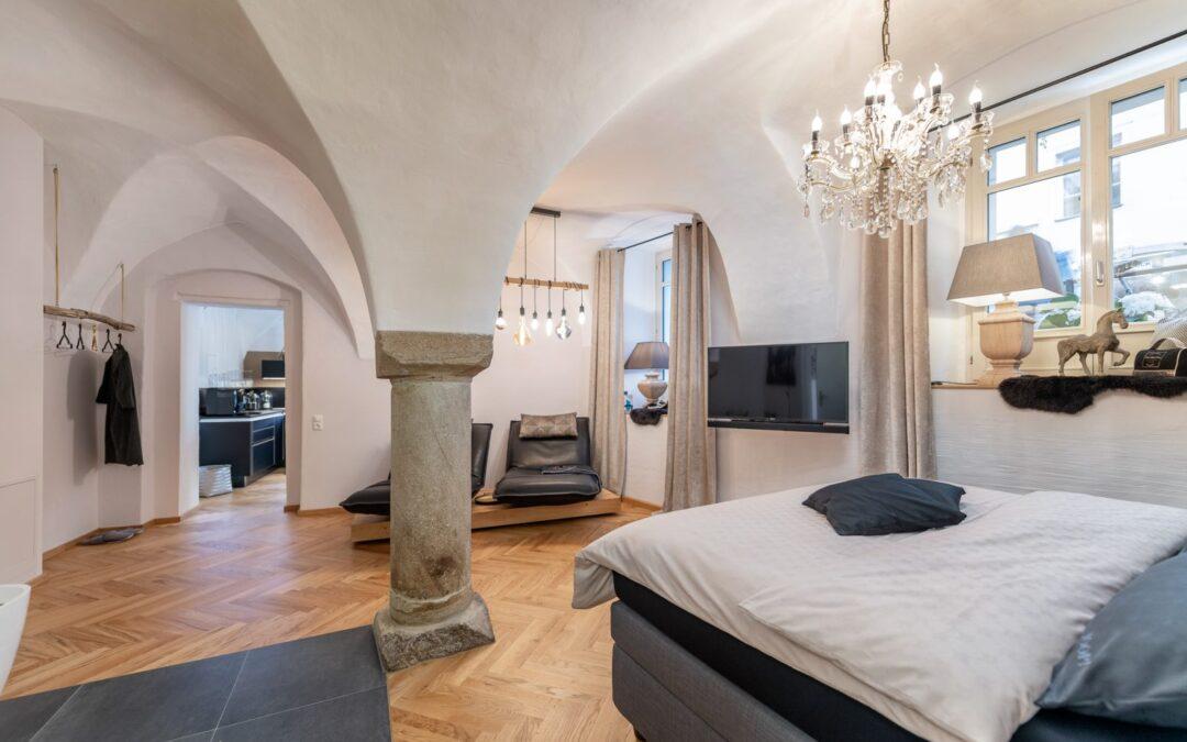 Erneute Auszeichnung auf Booking.com für Ferienwohnung in Passau